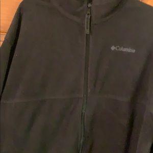 Columbia Men's Fleece jacket XL black